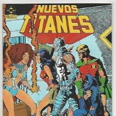 Cómics: ZINCO. NUEVOS TITANES. 16.. Lote 271171493