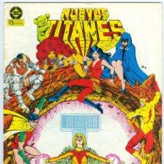 Cómics: ZINCO. NUEVOS TITANES. 28.. Lote 271171543