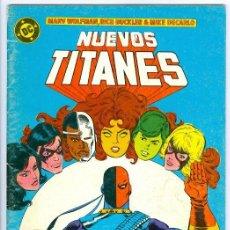 Cómics: ZINCO. NUEVOS TITANES. 44.. Lote 271171568
