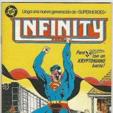 Cómics: ZINCO. INFINITY INC. 5. Lote 271173688