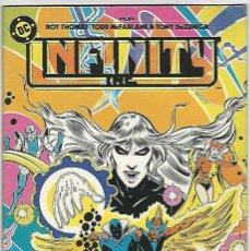Cómics: ZINCO. INFINITY INC. 10.. Lote 271173703