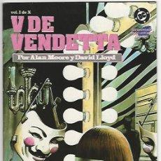 Cómics: ZINCO. V DE VENDETTA. 1. Lote 271190993