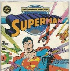 Cómics: ZINCO. SUPERMAN 1987-1996. 34. Lote 295692438