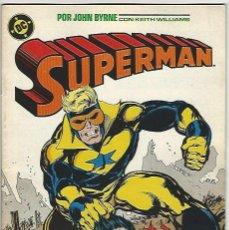 Fumetti: ZINCO. SUPERMAN 1987-1996. 29. Lote 284688953