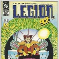 Cómics: ZINCO. LEGI�N 91-92. 13.. Lote 271215508