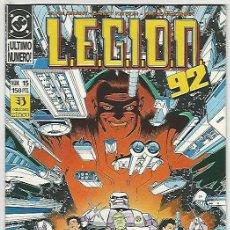 Cómics: ZINCO. LEGI�N 91-92. 15.. Lote 271216408