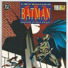 Comics: ZINCO. LEYENDAS DE BATMAN. 33.. Lote 271226168