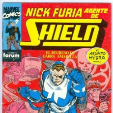 Comics : PLANETA. FORUM. NICK FURIA. 13. AGENTE DE SHIELD.. Lote 271228988