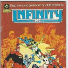 Cómics: ZINCO. INFINITY INC. 1. Lote 271237418