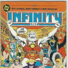 Comics : ZINCO. INFINITY INC. 7. Lote 271237438