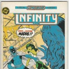 Cómics: ZINCO. INFINITY INC. 17.. Lote 271237488