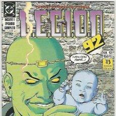 Cómics: ZINCO. LEGI�N 91-92. 12.. Lote 271248548