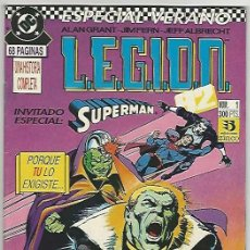Cómics: ZINCO. LEGI�N 91-92. ESPECIAL VERANO.. Lote 273378383