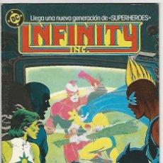 Cómics: ZINCO. INFINITY INC. 6. Lote 271272098