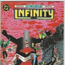 Cómics: ZINCO. INFINITY INC. 16.. Lote 271272158