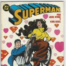 Fumetti: ZINCO. SUPERMAN 1987-1996. 31. Lote 271280788
