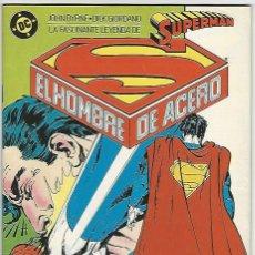 Cómics: ZINCO. SUPERMAN 1987-1996. 4. Lote 271305638