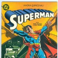 Cómics: ZINCO. SUPERMAN 1987-1996. 9. Lote 271305648
