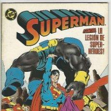 Cómics: ZINCO. SUPERMAN 1987-1996. 19. Lote 271305668