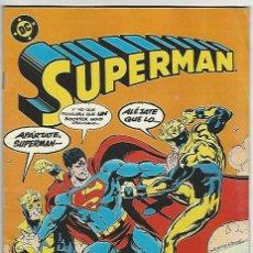 Cómics: ZINCO. SUPERMAN 1987-1996. 30. Lote 295692458