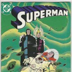 Cómics: ZINCO. SUPERMAN 1987-1996. 45. Lote 271305718