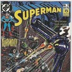 Cómics: ZINCO. SUPERMAN 1987-1996. 71. Lote 271305763