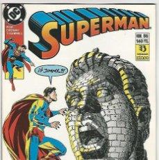 Cómics: ZINCO. SUPERMAN 1987-1996. 86. Lote 271305793