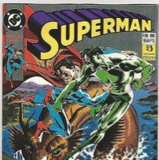 Cómics: ZINCO. SUPERMAN 1987-1996. 98. Lote 271305813