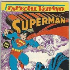Cómics: ZINCO. SUPERMAN 1987-1996. A2. ESPECIAL VERANO.. Lote 271305933