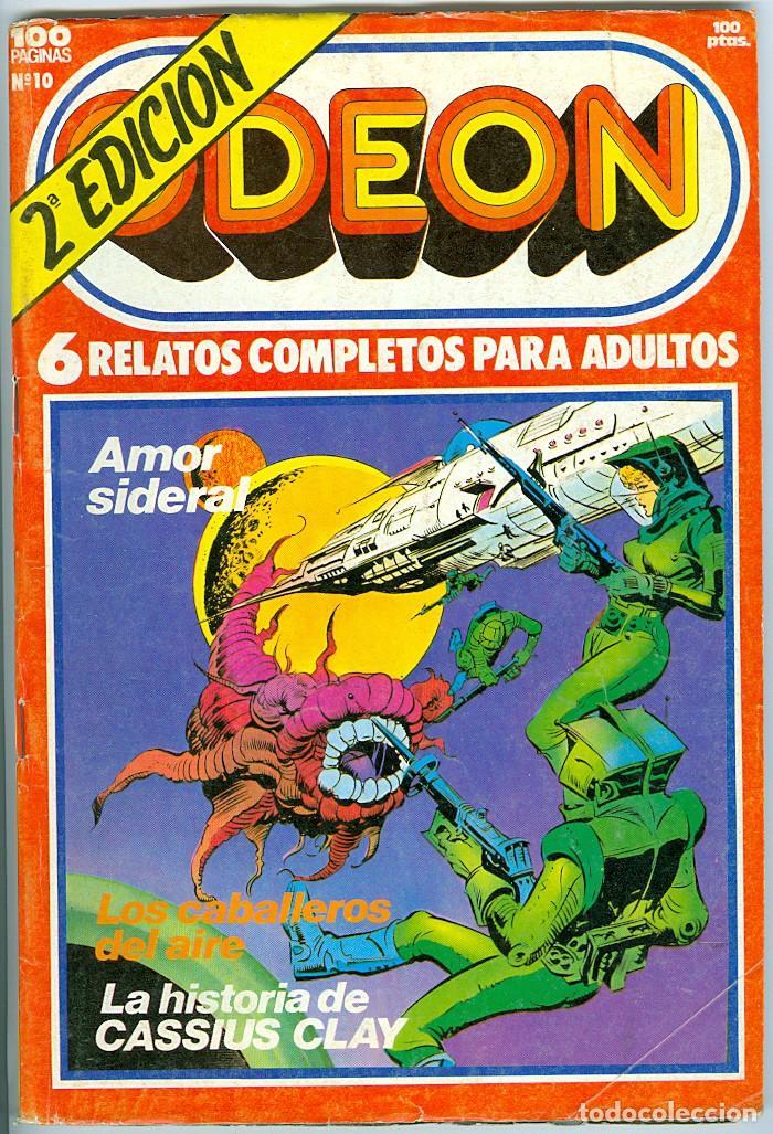 ZINCO. ODEON. 10. (Tebeos y Comics - Zinco - Otros)