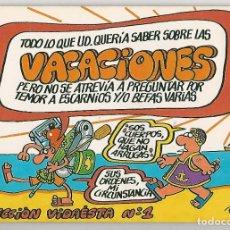 Cómics: ZINCO. COLECCI�N VIDAESTA. 1.. Lote 271350723