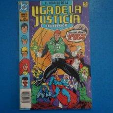 Comics : COMIC DE EL REGRESO DE LA LIGA DE LA JUSTICIA AMERICA AÑO 1994 Nº 2 DE EDICIONES ZINCO LOTE 22 E. Lote 271383033