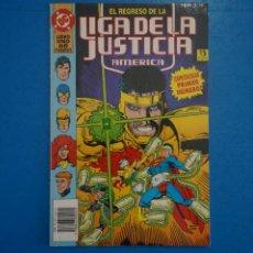 Comics : COMIC DE EL REGRESO DE LA LIGA DE LA JUSTICIA AMERICA AÑO 1994 Nº 1 DE EDICIONES ZINCO LOTE 22 E. Lote 271383293