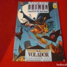 Cómics: LEYENDAS DE BATMAN Nº 24 ( HOWARD CHAYKIN GIL KANE ) DC ZINCO. Lote 271400508