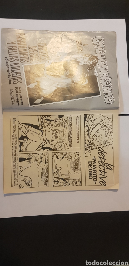 Cómics: comic relato graficos para adultos telefim el angel del mal n 32 - Foto 2 - 271517408