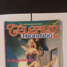Cómics: COMIC RELATO GRAFICOS PARA ADULTOS TELEFIM EL ANGEL DEL MAL N 32. Lote 271517408