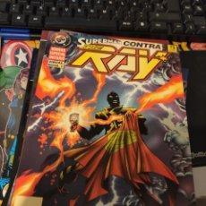 Cómics: SUPERMAN CONTRA RAY. Lote 271911833