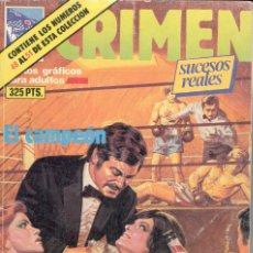 Cómics: CRIMEN. Lote 271944088