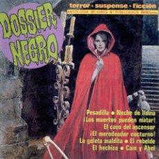 Comics : DOSSIER NEGRO EXTRA Nº 15. Lote 272008838