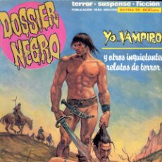 Comics : DOSSIER NEGRO EXTRA Nº 12. Lote 272008908