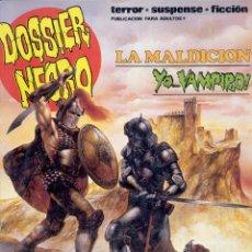 Comics : DOSSIER NEGRO EXTRA Nº 11. Lote 272009058