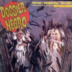Comics : DOSSIER NEGRO EXTRA Nº 10. Lote 272009133