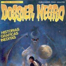 Comics : DOSSIER NEGRO EXTRA Nº 9. Lote 272009178