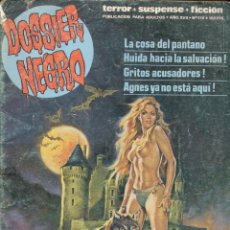 Comics : DOSSIER NEGRO Nº 210. Lote 272009493