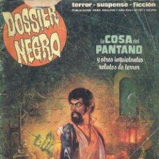 Comics : DOSSIER NEGRO Nº 209. Lote 272009578