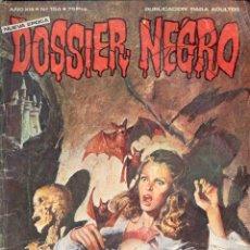 Comics : DOSSIER NEGRO Nº 154. Lote 272009733