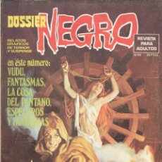 Comics : DOSSIER NEGRO Nº 92. Lote 272009868
