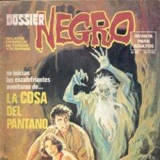 Comics : DOSSIER NEGRO Nº 86. Lote 272009923