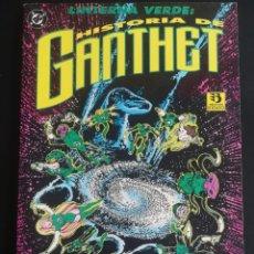 Cómics: LA HISTORIA DE GANTHET. Lote 272044778