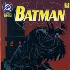 Cómics: BATMAN TROIKA. ZINCO. 100 PAGINAS. Lote 272457398